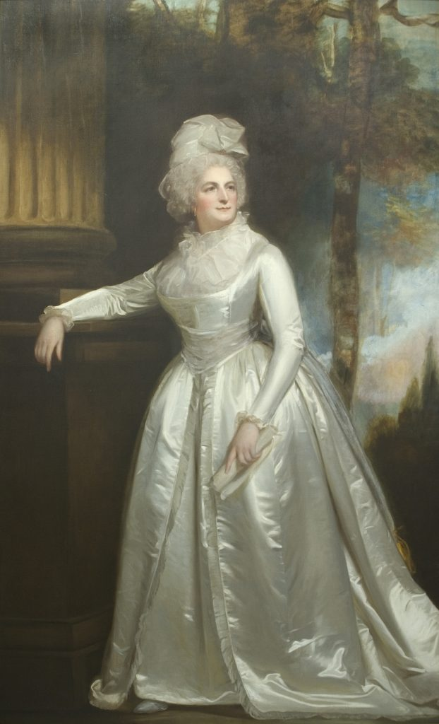 "George Romney ""Portrait of Lady Ducie"""