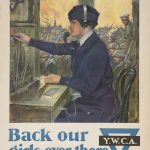 "Underwood, ""Back Our Girls over There United War"""