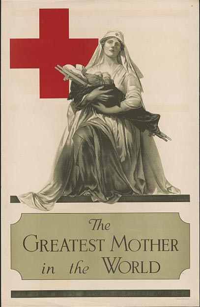 "Alonzo Earl Foringer, ""The Greatest Mother in the World,"" 1917."