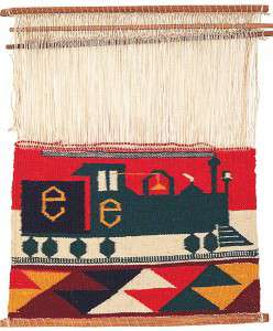 Lucke collection Navajo pictorial weavings