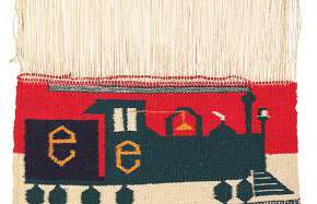 Weaving the Unexpected: Navajo Pictorials from the Lucke Collection