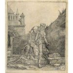 St Jerome at the Wall