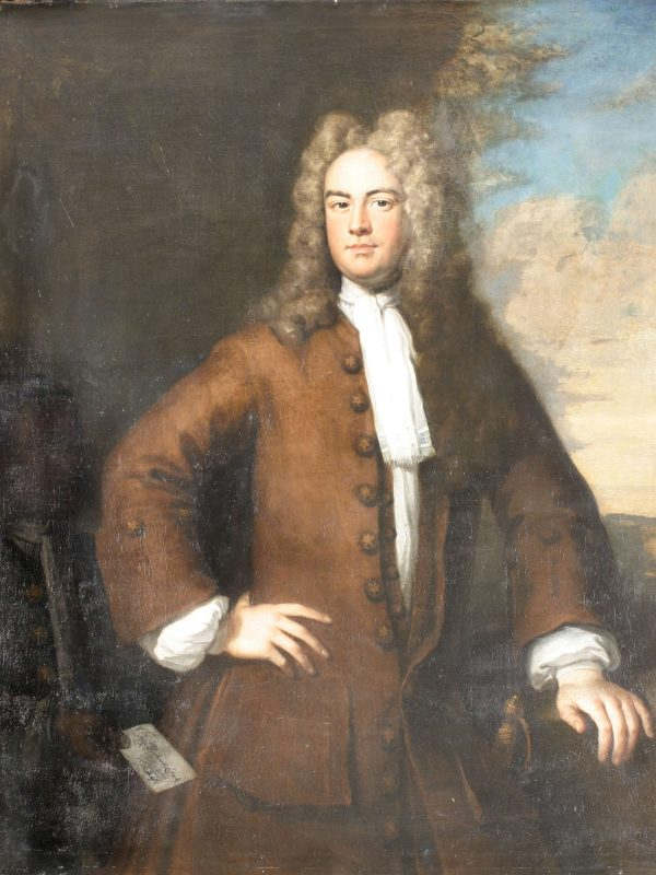 "Sir Godfrey Kneller, ""Portrait of the Earl of Stafford"""