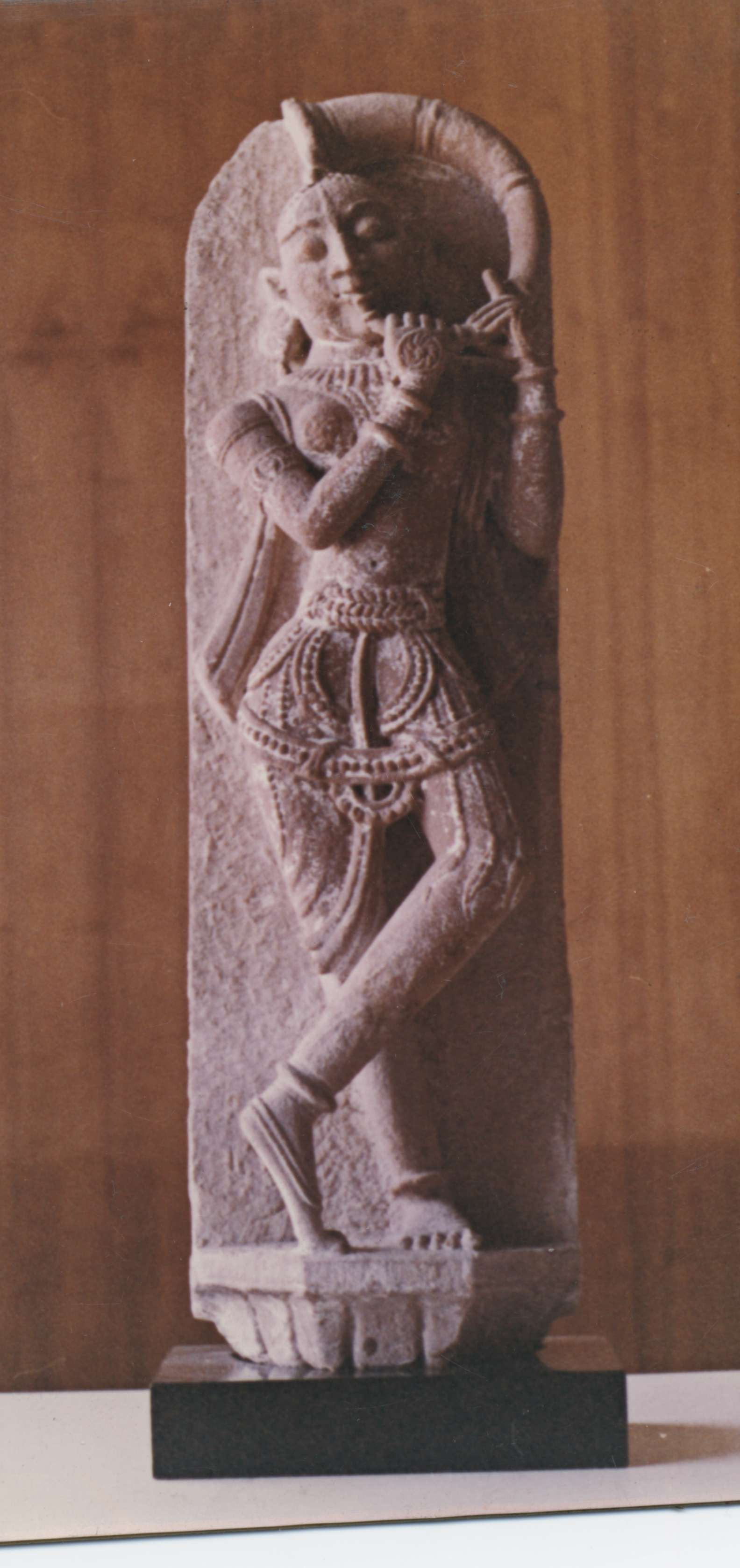 Architectural Elements: Male, 10-11th century