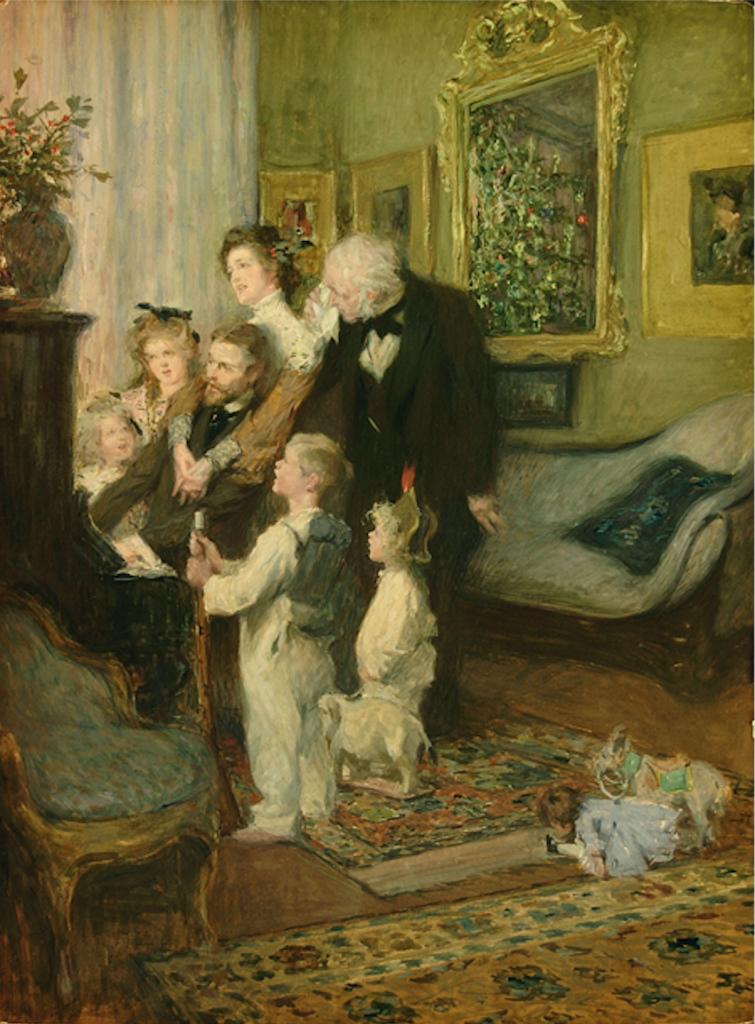 After Sargent, The Family Group