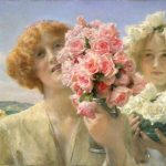 Alma-Tadema, Summer Offering