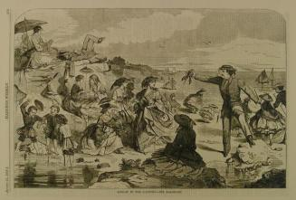 August in the Country, Homer, Harper's Weekly