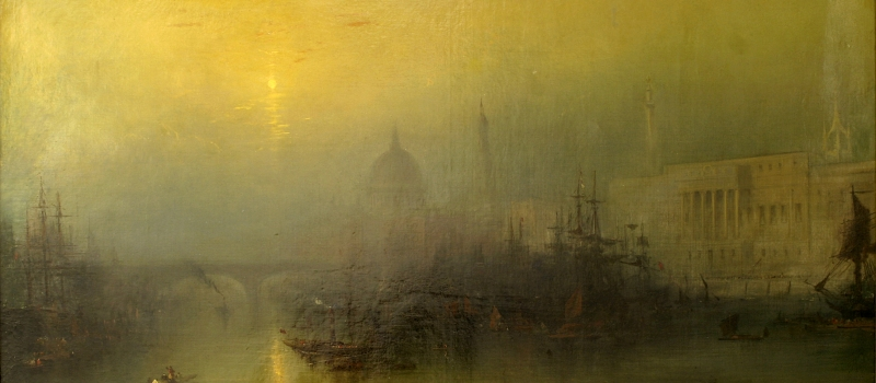 "James Hamilton, ""St. Paul's Cathedral"""