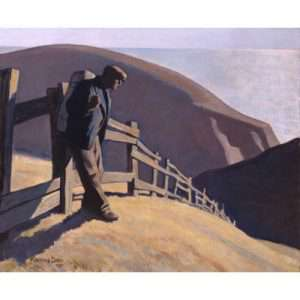 "Maynard Dixon, ""No Place to Go"""