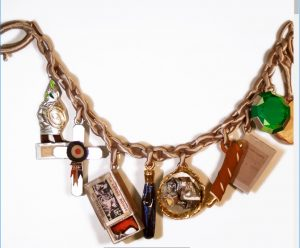 Jann Haworth, French Charm Bracelet