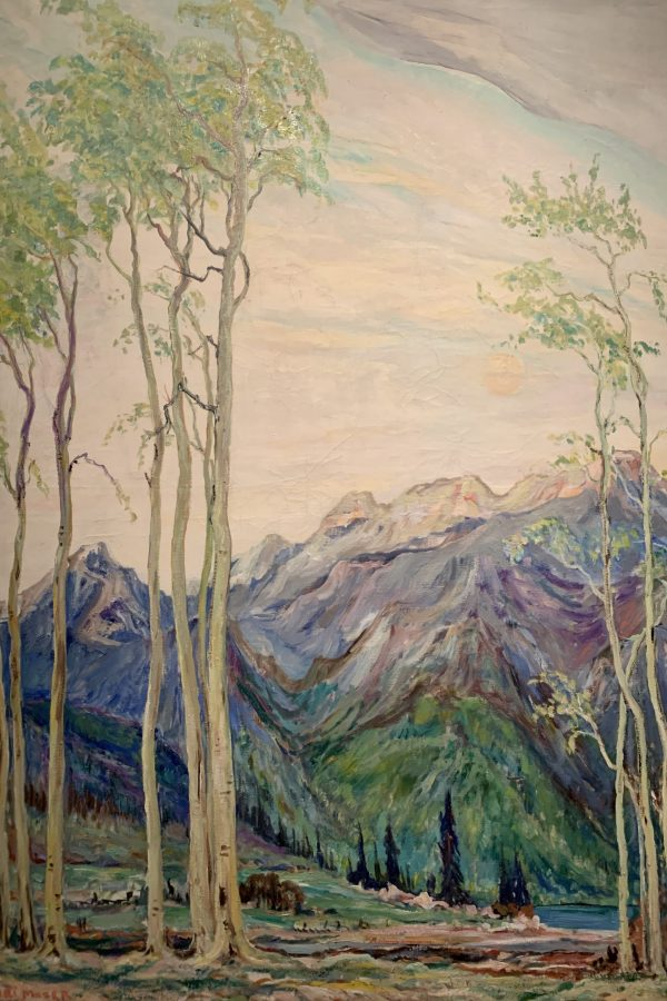 John Henri Moser, Where Morning Breaks, UofU