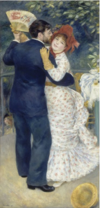 Renoir, Dance in the Country