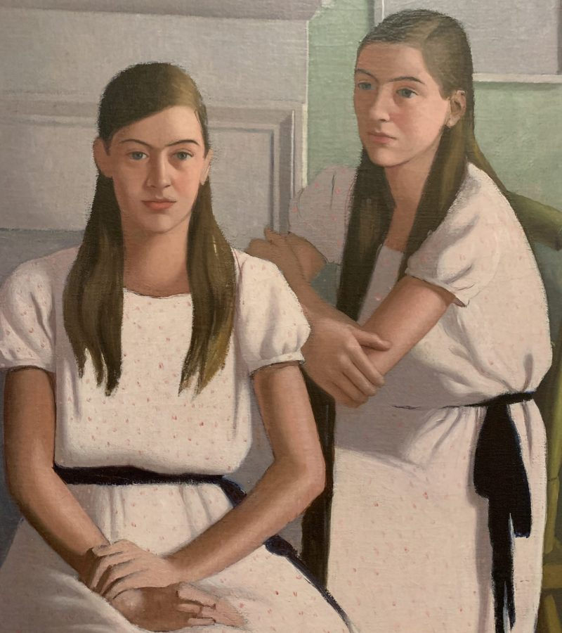 Dorothy Weir Young, Twin Girls
