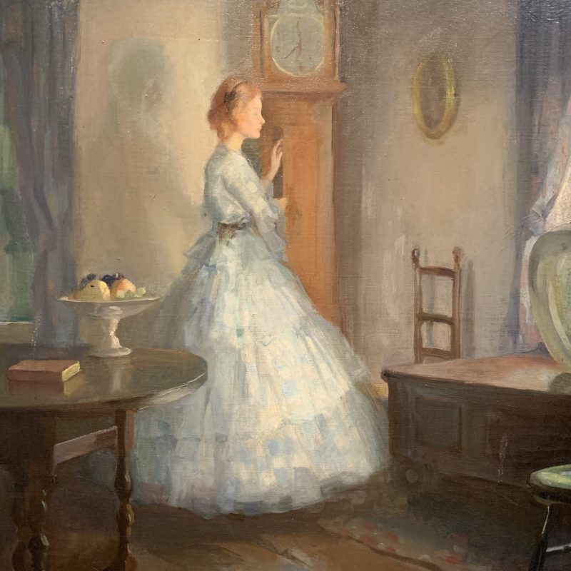 Marguerite Pearson, The Old Pine Clock