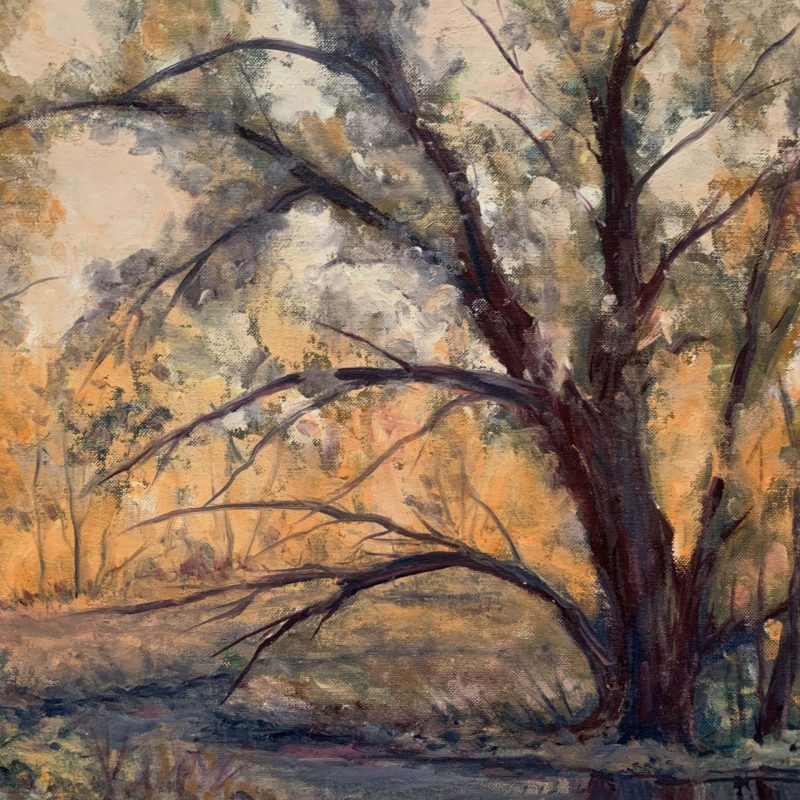 """Virginia Moody, """"Nature's Fire"""""""