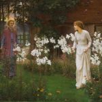 """Beatrice Parsons, """"Annunciation"""""""