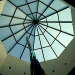 November 11, 2011 Skylight at the Museum