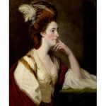 Lady Anna Maria Smythe by Sir Joshua Reynolds