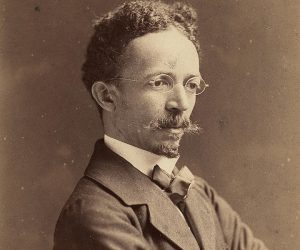 photograph of Henry Ossawa Tanner