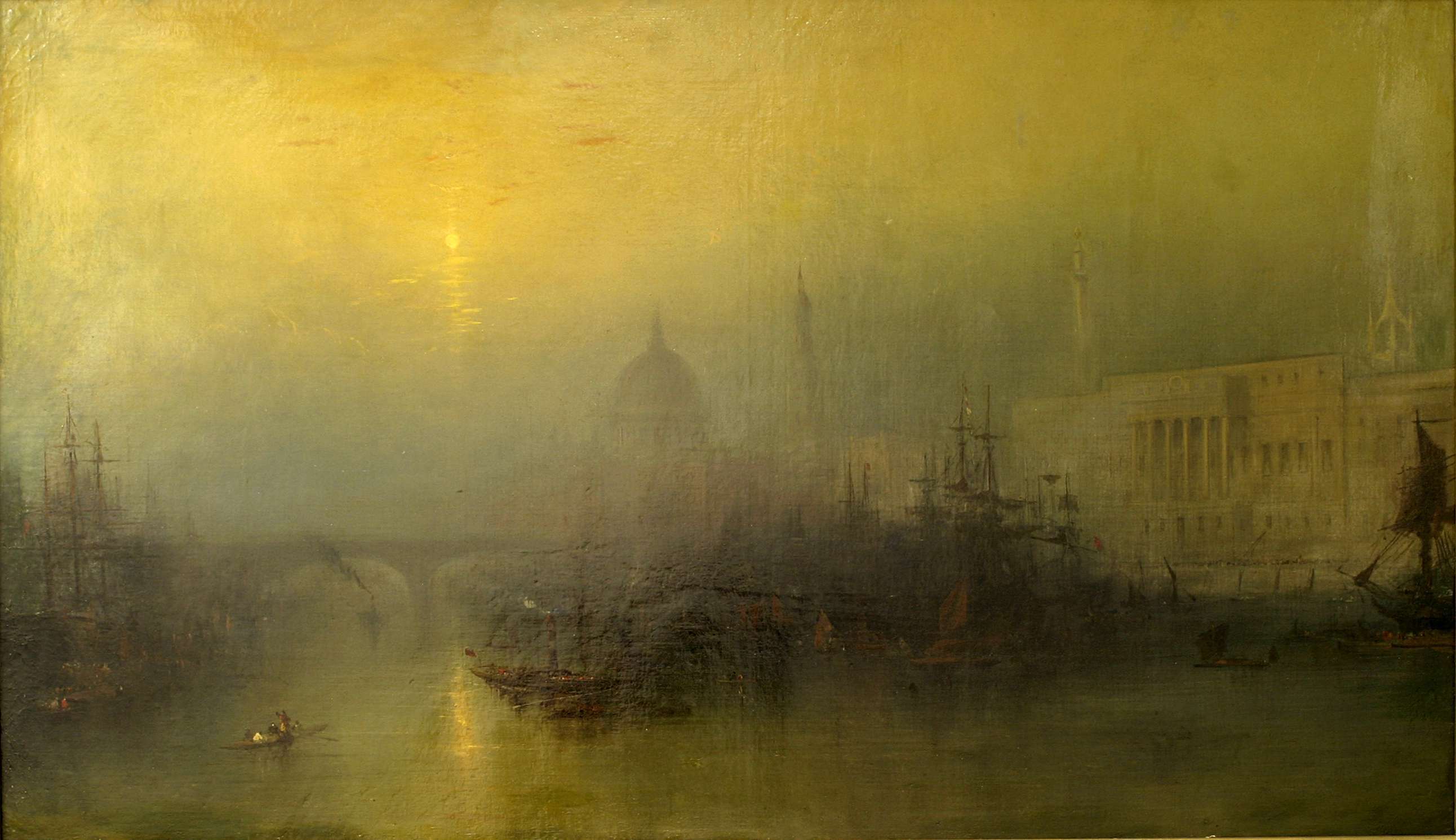 """James Hamilton, """"St. Paul's Cathedral"""""""