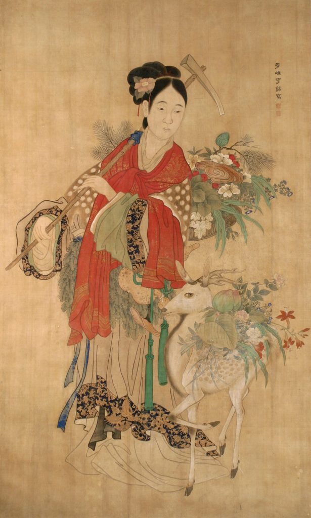 Ching Yai Hsi, Wang Mu Imperial Mother of the West
