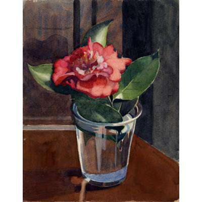 dorothy-weir-young-red-flower