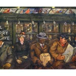 "Julian Joseph, ""Subway Scene"""