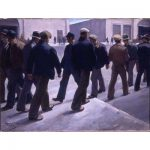 "Maynard Dixon, ""Keep Moving"""