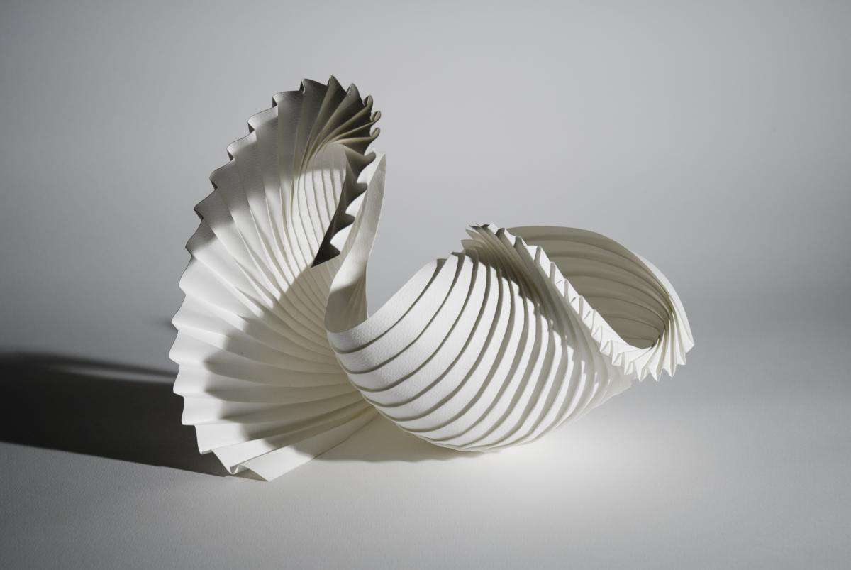 folding paper the infinite possibilities of origami byu museum of art. Black Bedroom Furniture Sets. Home Design Ideas