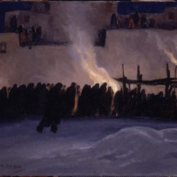 "Dixon, ""Christmas Eve Procession"""