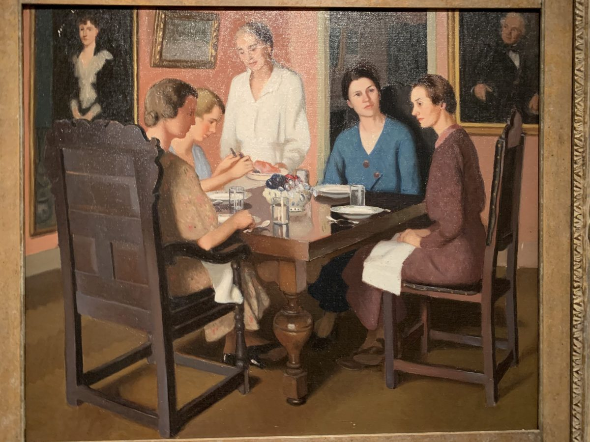 Dorothy Weir Young, Ladies at Dinner